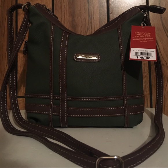 76055976f1ea Koltov Faux Leather Cross-body Bag